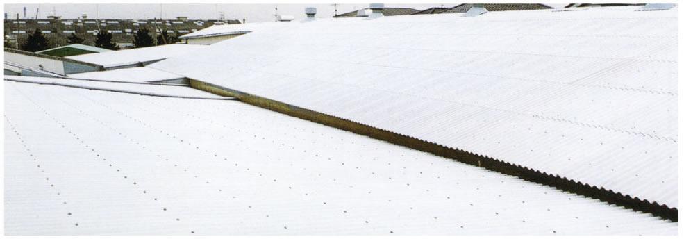 C社スレート屋根